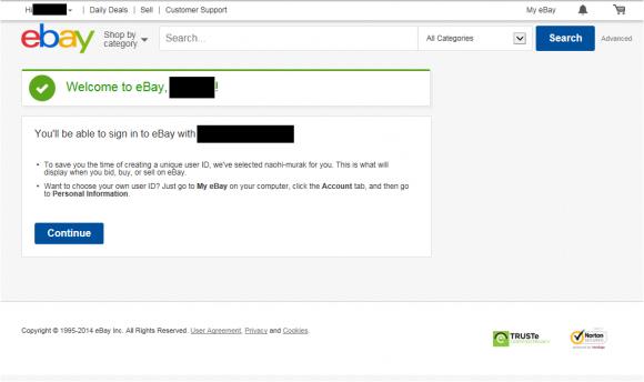 Register on ebay commentary3
