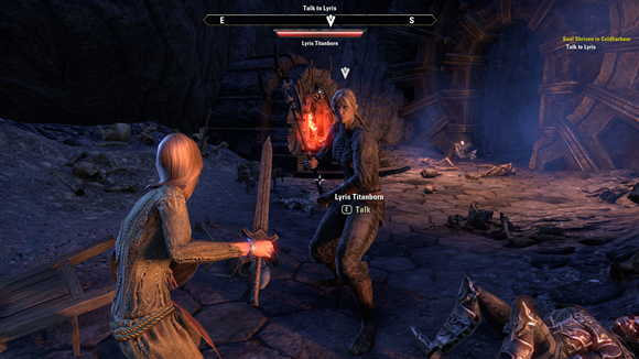 Teso lilith my first companion