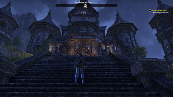 Teso audition for the king