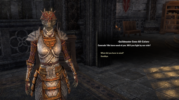 Teso swordsman guild
