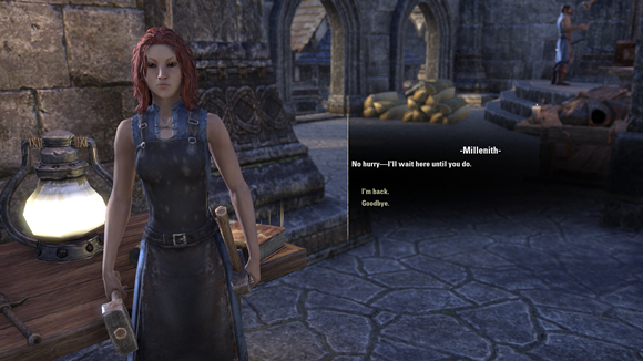 Teso blacksmith master