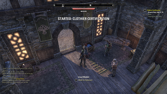 Teso sewing guild