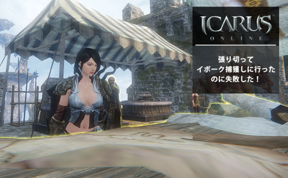 Icarus onlines play diary header2