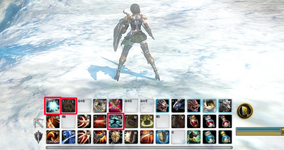 Icarus online my skill arrangement