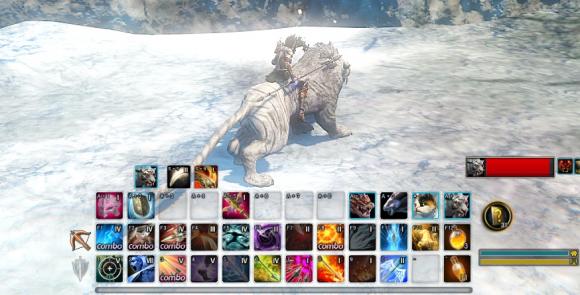 Icarus online my skill arrangement2