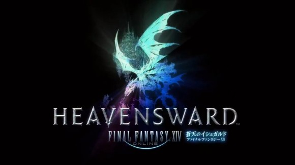 FF14 heavensward logo