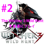 The witcher3 wild hunt play log 2