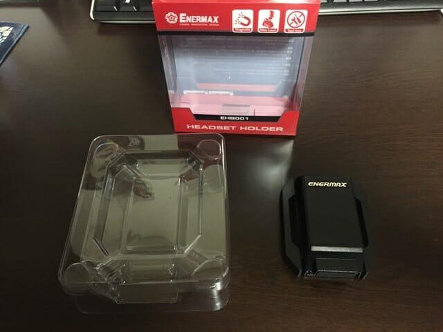 Enermax ehb001 headset holder 2