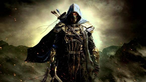 The elder scrolls online character