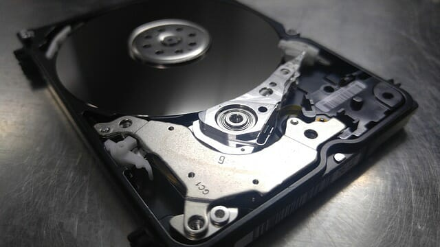 Recommended data recovery software