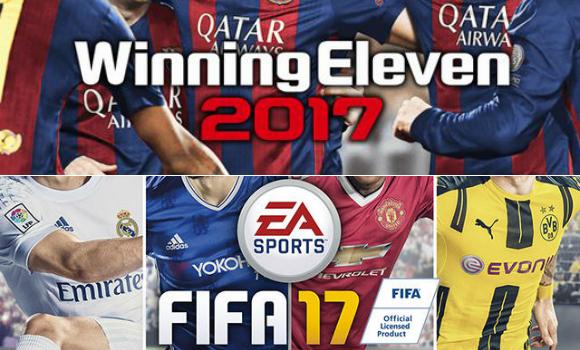 we2017vsfifa17