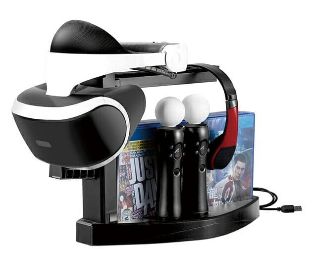 Psvr and psmove charging station