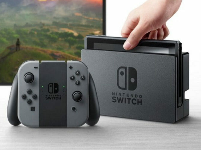 Accessories required for nintendo switch