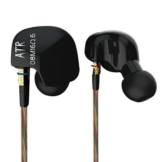 KZ-ATR deep bass earphone