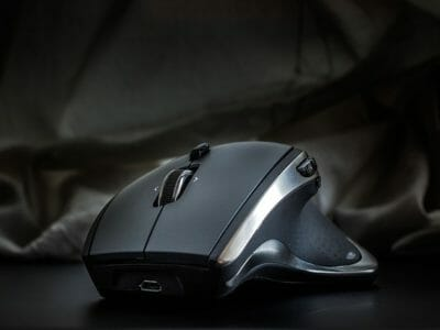 Cheap wireless gaming mouse
