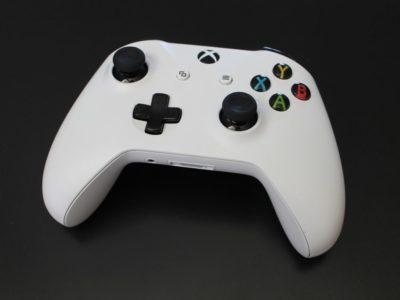 Xbox oneのゲームパッド