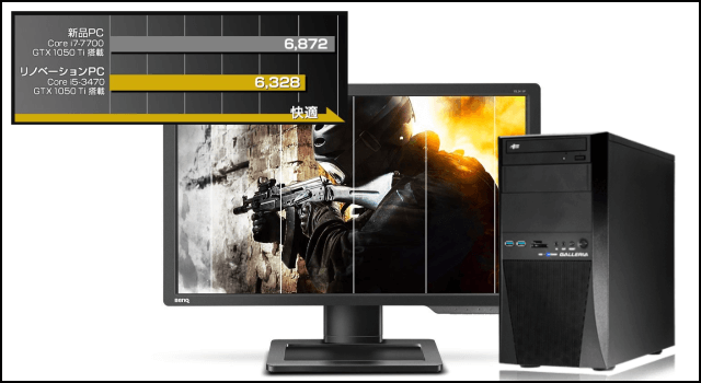 Introduce used gaming pc recommended