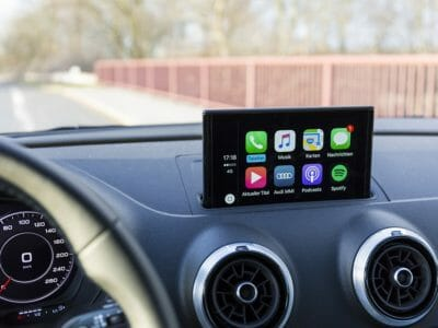 Recommended manufacturer of car navigation system