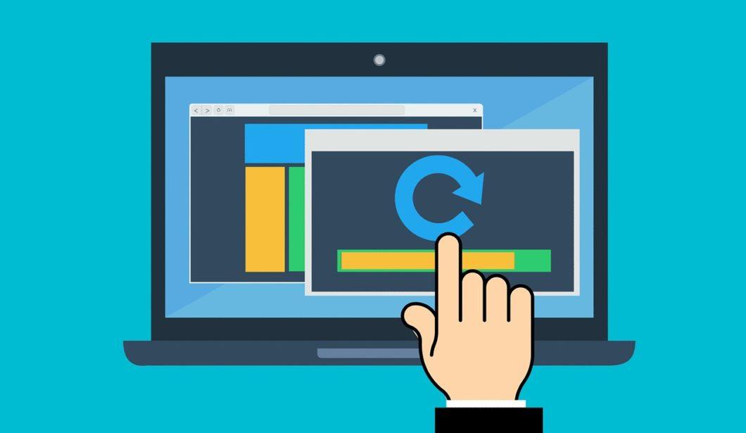 Software for data restoration