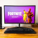 Play Fortnit gaming PC