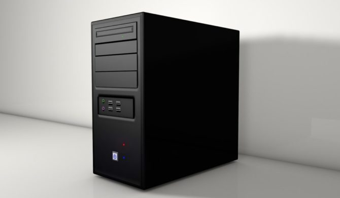 Configuration of gaming PC