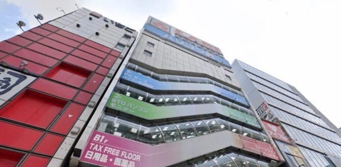 LABI秋葉原パソコン館