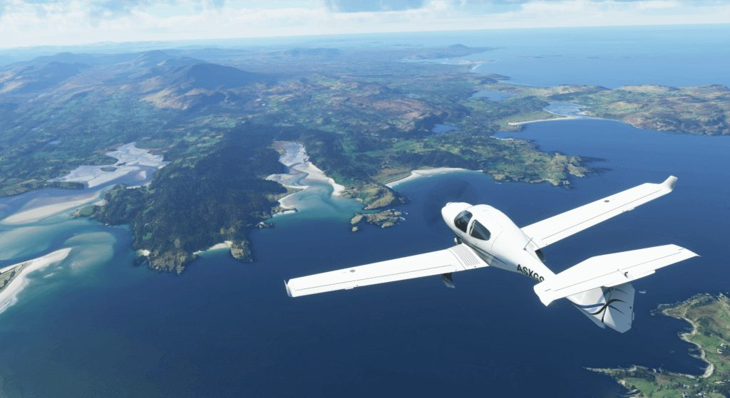 Microsoft Flight Simulatorのスペック