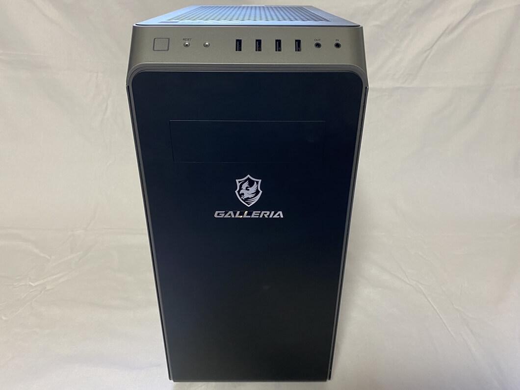 ガレリアXA7C-R37のレビュー