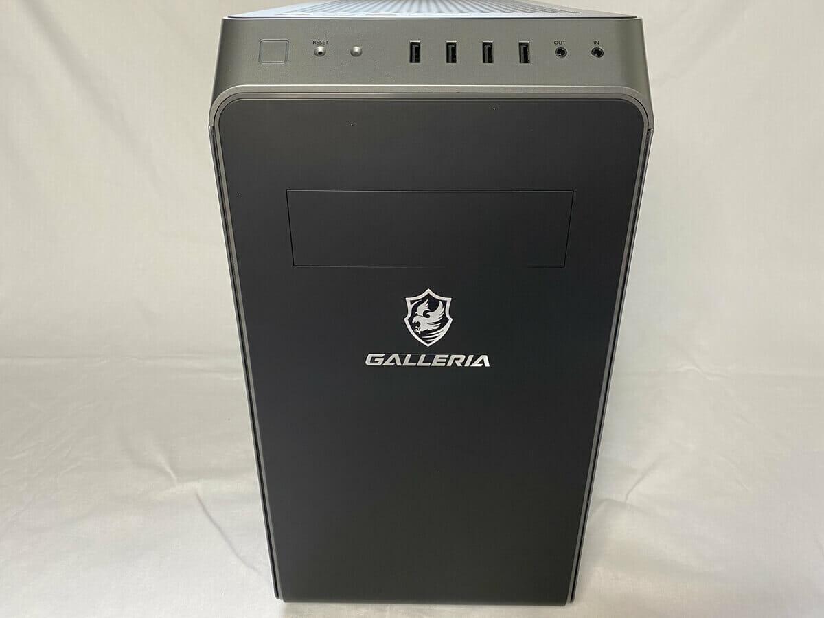 ドスパラ GALLERIA RM5R-R36 3600搭載