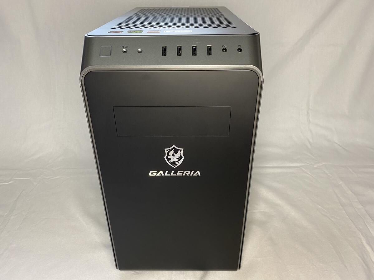 GALLERIA RM5R-G60のレビュー